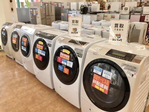 生活家電 買取 大阪のドラム式洗濯機 買取 大阪