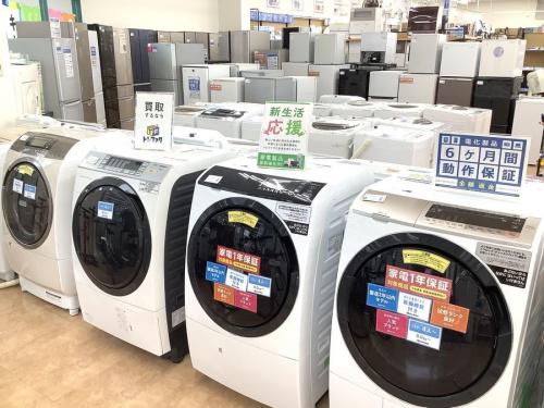 洗濯機 買取 大阪の洗濯機 中古 大阪