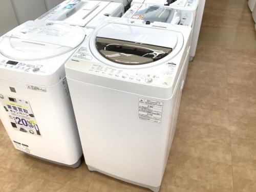 洗濯機 中古 大阪の高年式家電 買取 大阪