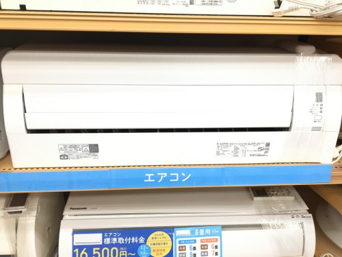 季節家電 中古 大阪のエアコン 買取 大阪