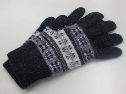 メンズファッションの手袋