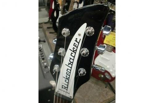 ギターのリッケンバッカー