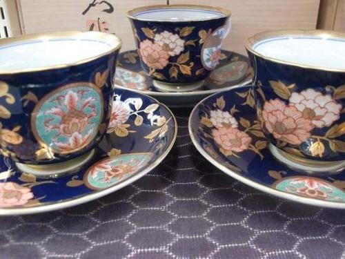 和食器のカップ&ソーサ