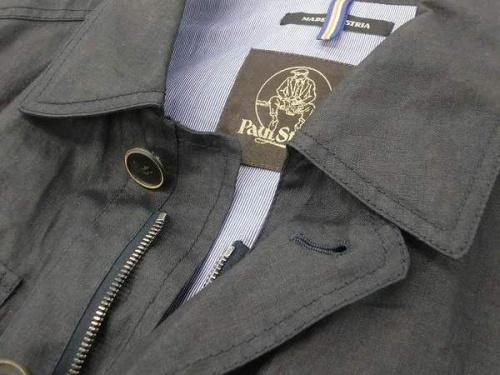 ジャケットのPaul Stuart