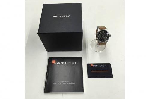 ハミルトン(HAMILTON)の買取