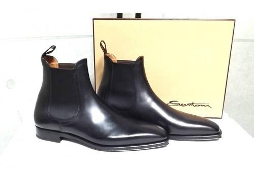 ブーツのSantoni