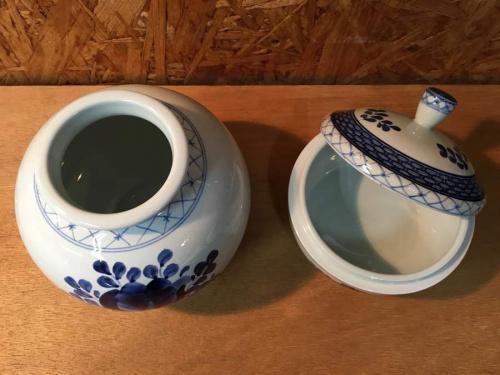 洋食器の花瓶
