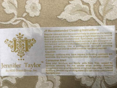 Jennifer Taylorのスツール