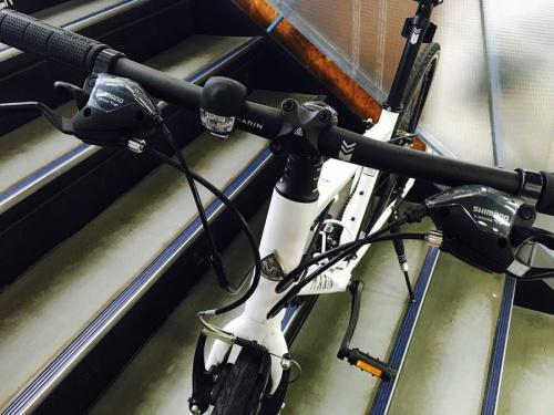 MARINのクロスバイク