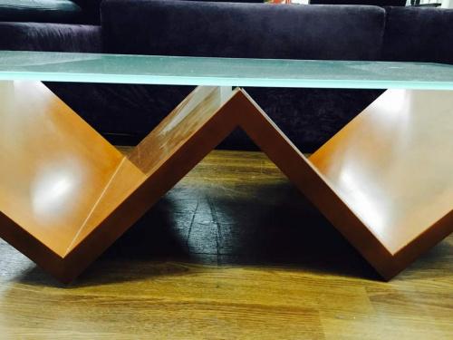 arflexのセンターテーブル