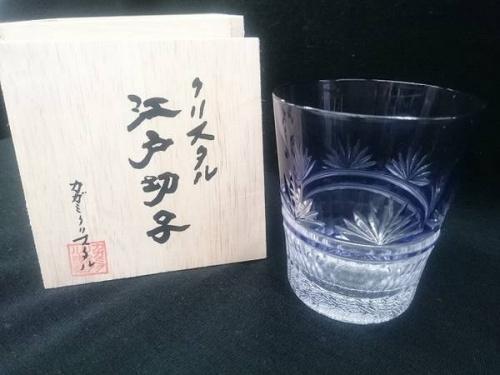 江戸切子のカガミクリスタル