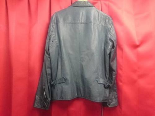 トゥモローランドのレザージャケット