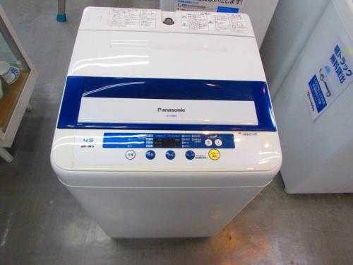 オーブンレンジの洗濯機