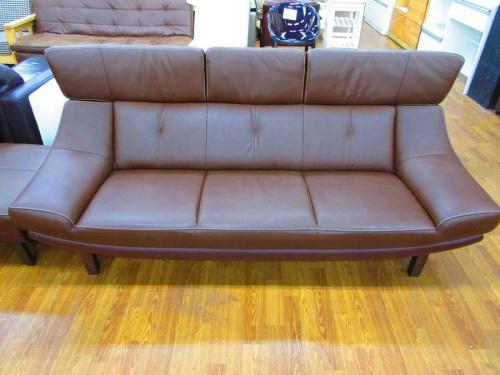 新生活のソファー