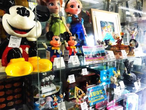 Disneyの浦和店入荷