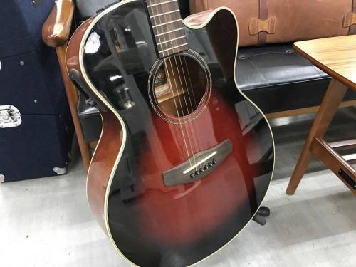アコースティックギターのアコギ