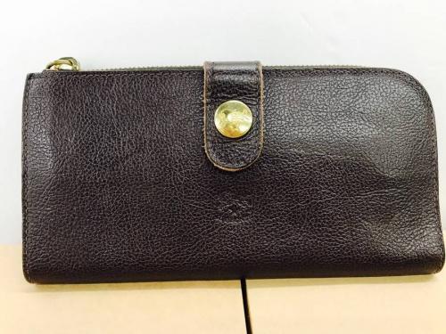 レザーの財布