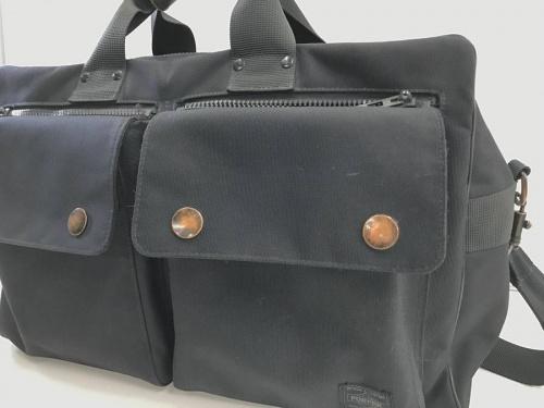 メンズファッションのダッフルバッグ