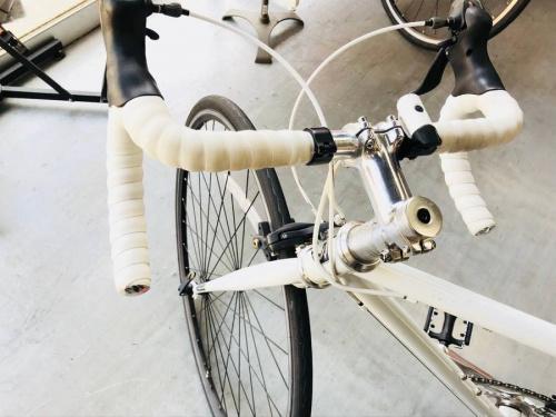 自転車のロード