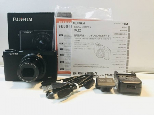 FUJIFILMのデジカメ
