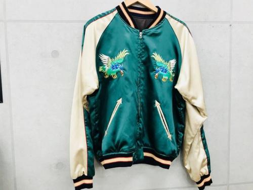 ジャケットのスカジャン