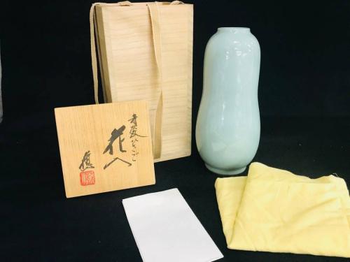 諏訪蘇山の花瓶
