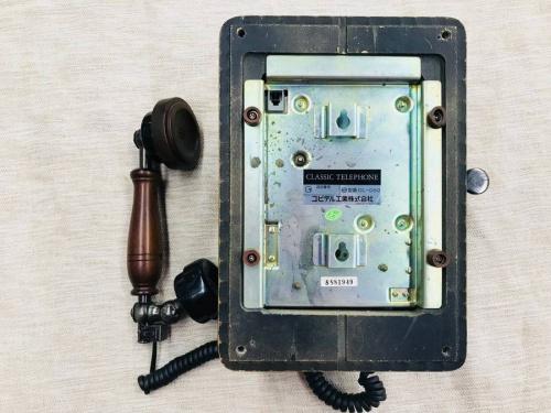 電話のレトロ