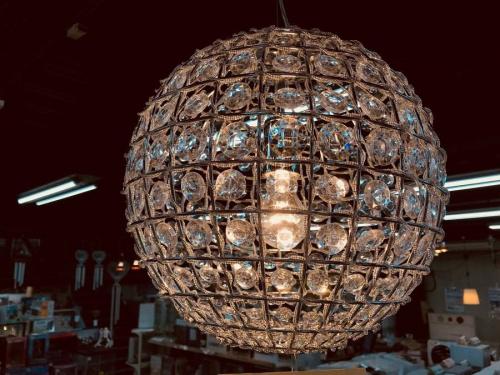 ライトのランプ