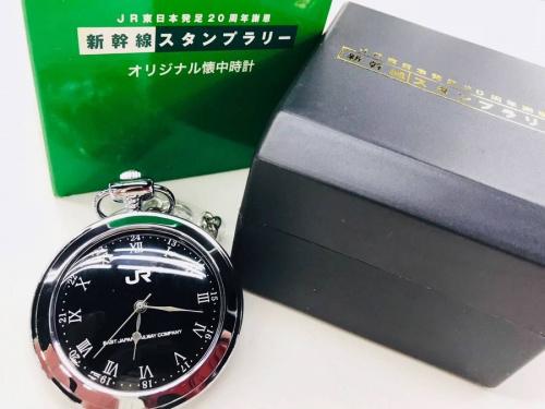 楽器・ホビー雑貨の懐中時計