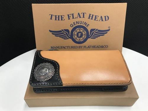 財布のTHE FLAT HEAD