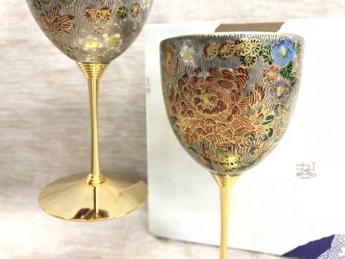 和食器のワイングラス
