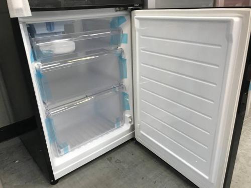 中古冷蔵庫の新生活