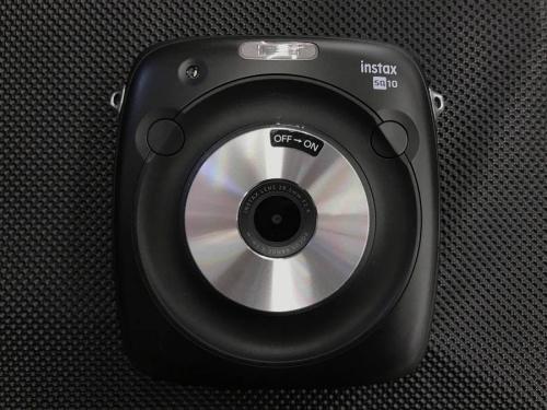 インスタントのカメラ