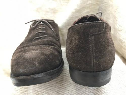 靴のCROCKETT&JONES