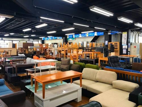 浦和3店舗中古家具情報のソファー