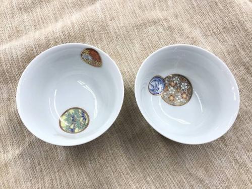 茶碗の深川製磁