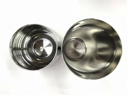 洋食器の磨き