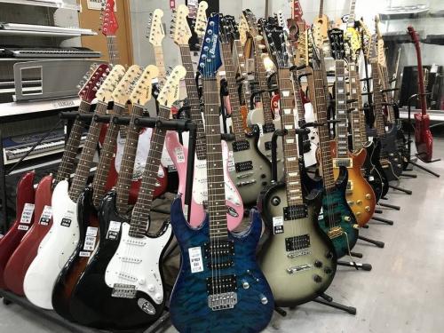 オーディオのギター