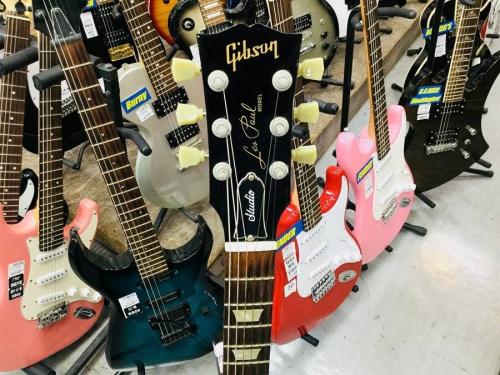 エレキギターのGibson USA