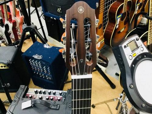 エレキギターのYAMAHA