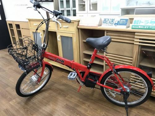 スポーツ用品の折りたたみ電動アシスト自転車