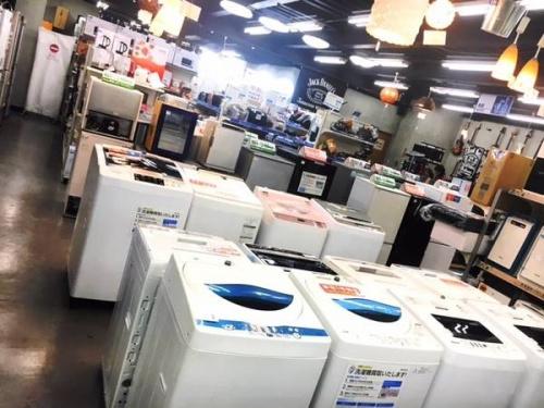 大容量の浦和3店舗中古家電情報