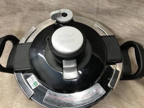 鍋の圧力鍋