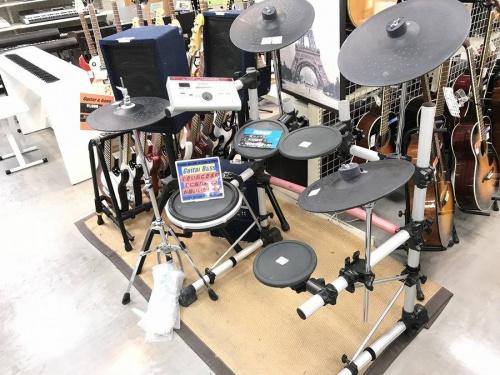 打楽器の電子ドラム