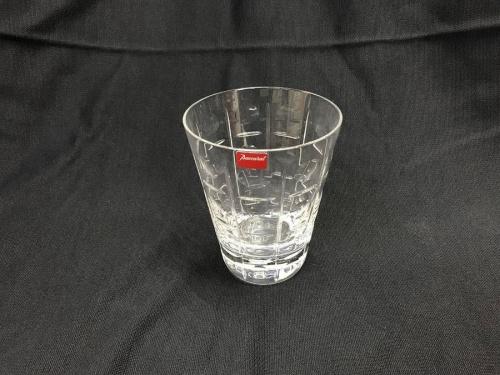 ガラスのタンブラー