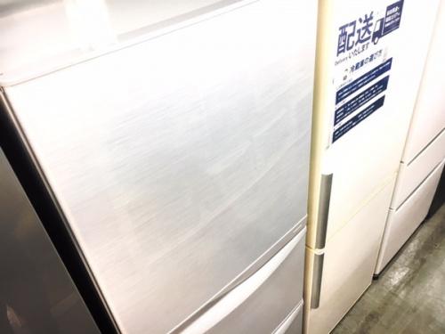 生活家電の大型 3ドア 冷蔵庫