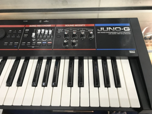ROLANDの浦和3店舗中古楽器情報