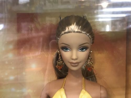 バービー人形のMATEL