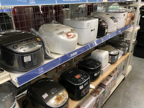 冷蔵庫の炊飯器