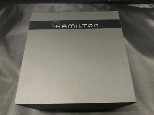 HAMILTONのジャズマスター